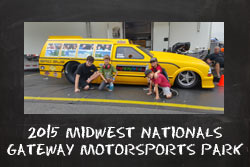 2015 NHRA AAA Midwest Nationals